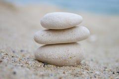 De stenen van het kuuroord Royalty-vrije Stock Foto