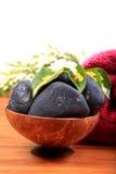 De stenen van het kuuroord Royalty-vrije Stock Afbeeldingen