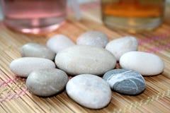 De stenen van het kuuroord Royalty-vrije Stock Fotografie