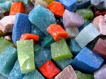 De stenen van het mozaïek Royalty-vrije Stock Afbeeldingen
