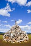 De stenen van Mani Royalty-vrije Stock Fotografie