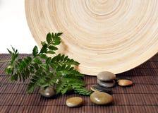 De stenen van Wellness royalty-vrije stock afbeeldingen