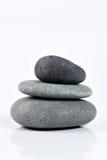 De Stenen van Zen Stock Foto's