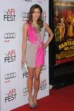 Kayla Ewell, de Agenda's van de Vampier, Fantastische M. Fox Stock Foto