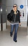 De ster Parijs Hilton van de werkelijkheid bij LOS. royalty-vrije stock foto's
