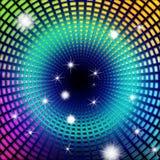 De ster van de disco Royalty-vrije Stock Foto
