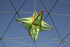 De ster van de trance Stock Foto's
