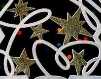 De ster van Kerstmis stock fotografie