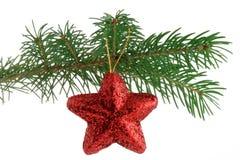 De Ster van Kerstmis Stock Afbeeldingen