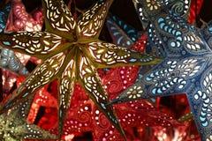 De ster van Kerstmis Royalty-vrije Stock Afbeeldingen