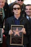 De Ster van Paul McCartney op de Gang Hollywood van de Ceremonie van de Bekendheid, Hollywood, CA 02-09-12 Stock Foto's