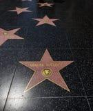 De Ster van Sandra Bullock ` s, Hollywood-Gang van Bekendheid - 11 Augustus, 2017 - Hollywood-Boulevard, Los Angeles, Californië, Stock Foto