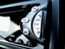 De Stereo-installatie van de auto Royalty-vrije Stock Afbeeldingen