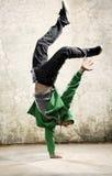 De sterkte van de dans Stock Fotografie