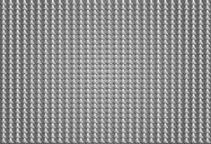 De sterpatronen van het metaal stock illustratie
