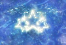 De sterren glanzen stock foto's