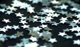 De sterren van de lijst royalty-vrije stock afbeeldingen