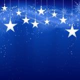 De sterren van Kerstmis Royalty-vrije Stock Afbeelding