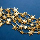 De sterren van Kerstmis Royalty-vrije Stock Foto's
