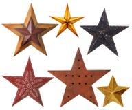 De sterren van Kerstmis Stock Foto
