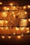 De sterren van Kerstmis Stock Afbeeldingen