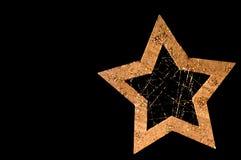 De sterren van Kerstmis Royalty-vrije Stock Foto