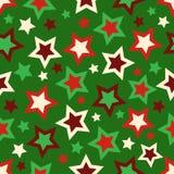De Sterren van Kerstmis Royalty-vrije Stock Afbeeldingen