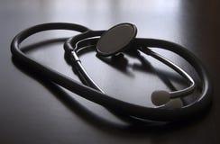 De stethoscoop Royalty-vrije Stock Fotografie