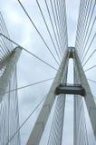 De steun van de brug Royalty-vrije Stock Afbeelding