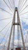 De steun van de brug Royalty-vrije Stock Fotografie