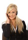 De steun van de telefoon Stock Fotografie