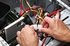 De steuningenieur van IT Royalty-vrije Stock Foto