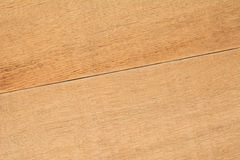 De stevige lijst van de eiken houtplank, sluit omhoog Stock Afbeelding