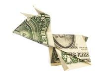 De stier van de dollar Stock Foto's