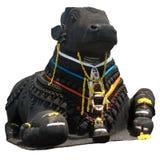 De Stier van Nandi Stock Afbeelding