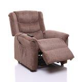 De stijging en doet leunen stoel, deed leunen gedeeltelijk. Stock Afbeelding