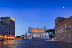 De stijging van het het altaarcentrum van Rome Royalty-vrije Stock Afbeelding