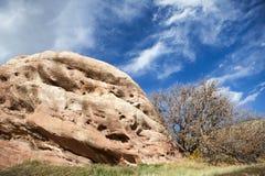 De Stijgingen van Colorado Stock Fotografie