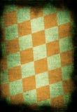 De stijl uitstekende achtergrond van het schaakbord Royalty-vrije Stock Foto