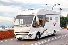 De Stijl van Euramobil Integra Royalty-vrije Stock Foto