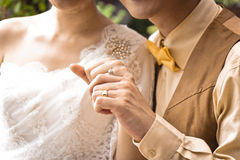 De Stijl van het huwelijk Royalty-vrije Stock Fotografie