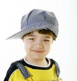 De stijl van het kind Stock Foto
