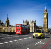 De stijl van Londen Royalty-vrije Stock Foto