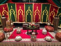 De stijl van Marokko Royalty-vrije Stock Afbeelding