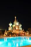 De stijlhotel van het Kremlin, Antalya, Turkije Stock Foto's