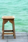 De stoel Stock Afbeeldingen