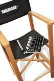 De stoel van de directeur stock foto's