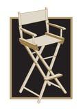 De stoel van de directeur Stock Fotografie