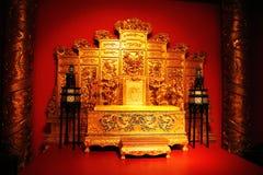 De Stoel van de draak Royalty-vrije Stock Afbeeldingen