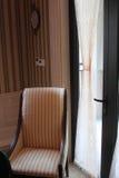 De stoel van de hoek Stock Fotografie